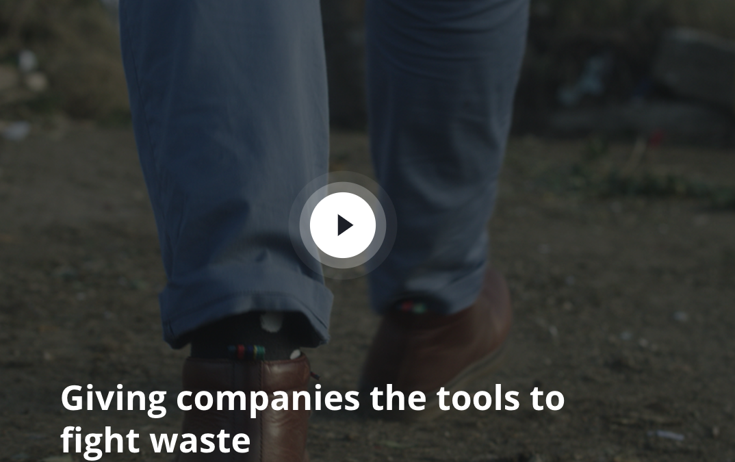 Giving Companies The Tools To Fight Waste